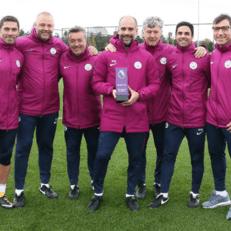 Гвардиола признан лучшим тренером месяца в АПЛ в третий раз подряд
