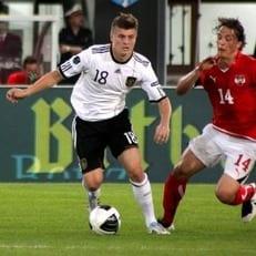 2 июня состоится товарищеский матч Германия - Австрия