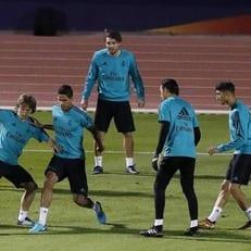"""""""Реал Мадрид"""" - """"Гремио"""": стартовые составы команд"""