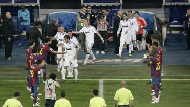Тебас: «Барселона» необязана устраивать «чемпионский коридор» «Реалу»