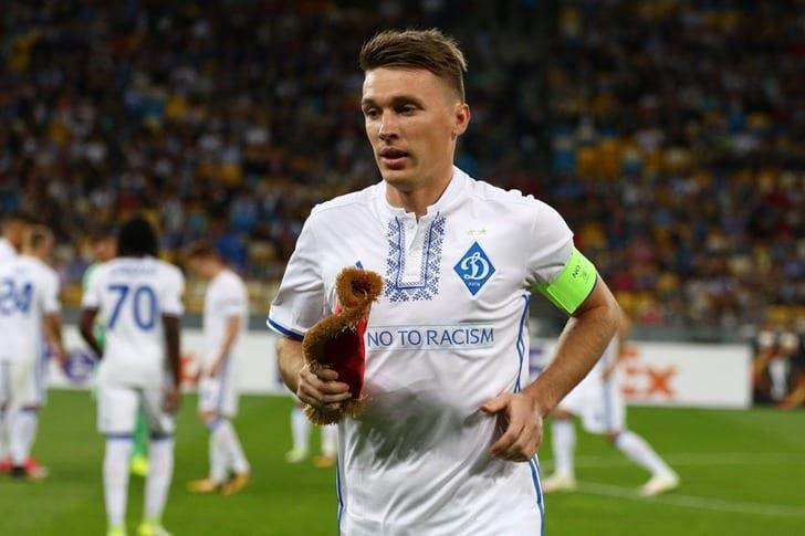 Сергей Сидорчук отправится с«Динамо» назимний сбор