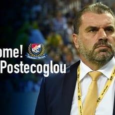 "Клуб ""Иокогама Ф. Маринос"" объявил о назначении Постекоглу"