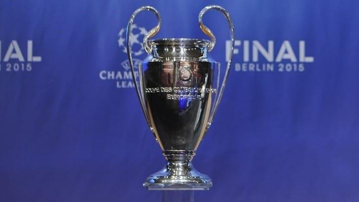 Кубок Чемпионов УЕФА, Getty Images