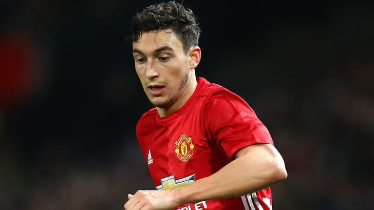 Дармиан может перейти из«Манчестер Юнайтед» в«Наполи»
