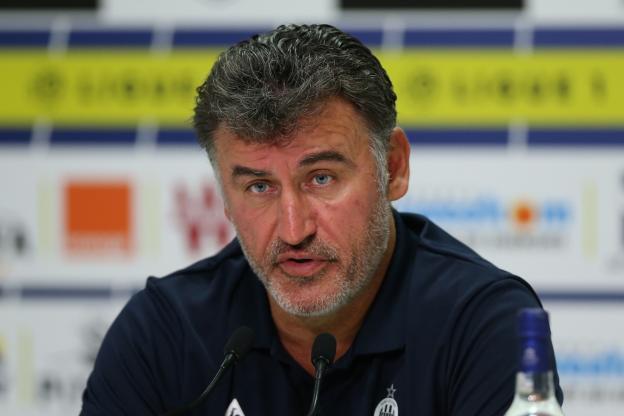 Прежний тренер «Сент-Этьена» Гальтье возглавит футбольный клуб «Лилль»