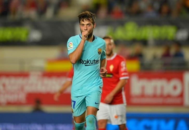 Арсенал готов приобрести таланта Барселоны за20 млн евро