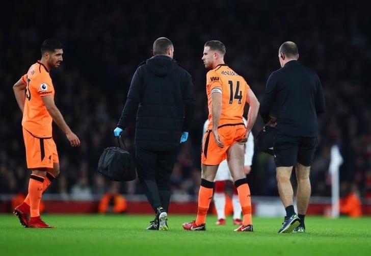 Хендерсон не несомненно поможет «Ливерпулю» вматче с«Суонси»