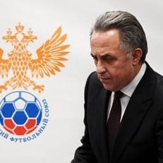 Виталий Мутко временно оставил пост президента РФС