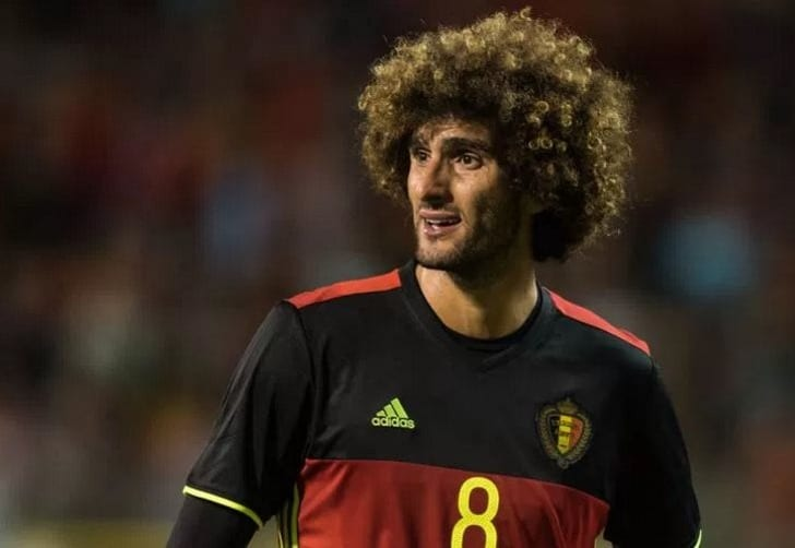 Феллайни завершит карьеру всборной Бельгии послеЧМ