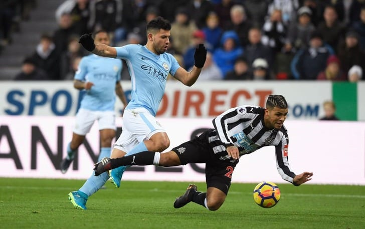 «Манчестер Сити» одержал 18-ю победу подряд благодаря впечатляющему сэйву Отаменди