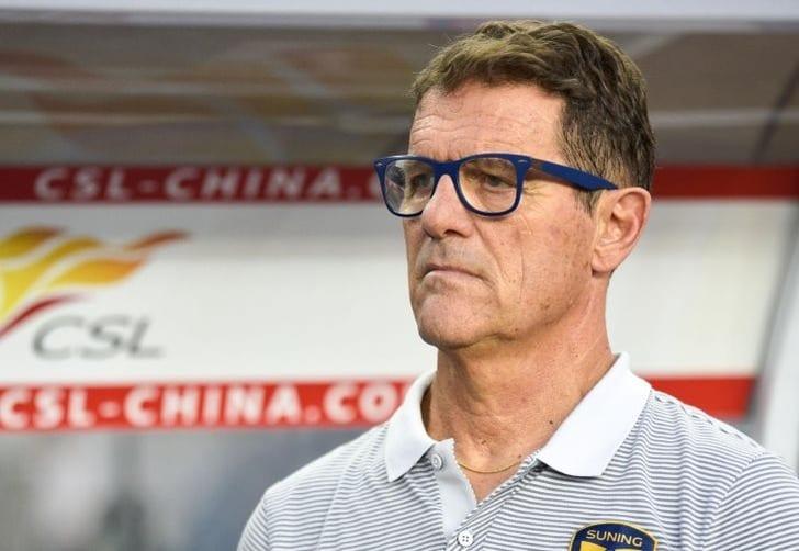 Фабио Капелло подтвердил, что покинет китайский клуб «Цзянсу Сунин»