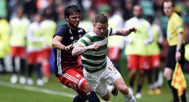 «Селтик» обыграл «Данди» вчемпионате Шотландии