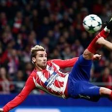 """""""Атлетико"""" в январе может отпустить Гризманна за 200 млн евро"""