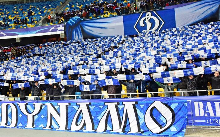 «Динамо» попало втоп-15 наилучших клубов завсю историю Лиги чемпионов