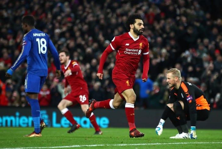 Мохамед Салах— лучший арабский футболист минувшего 2017 года