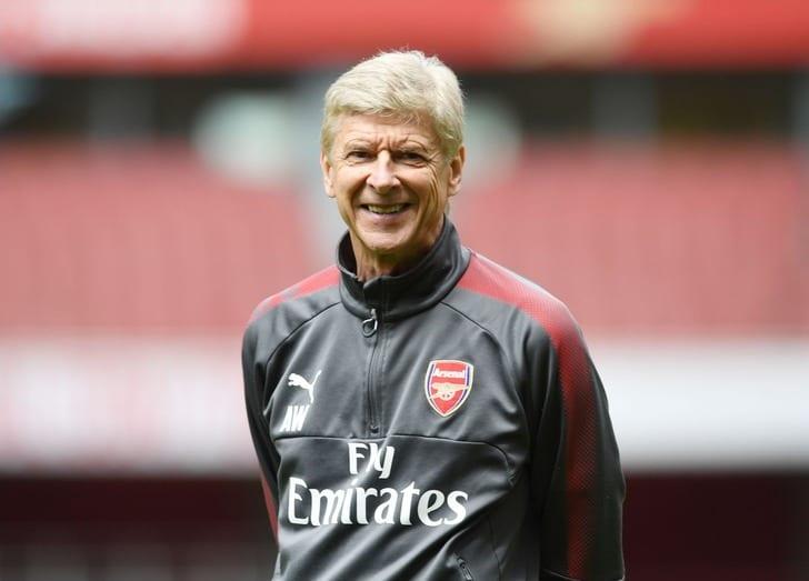 Главный тренер «Арсенала» Венгер установил рекорд поколичеству матчей вчемпионате Британии