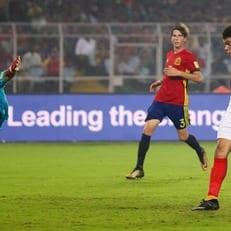 ФИФА подозревает сборную Испании в расизме