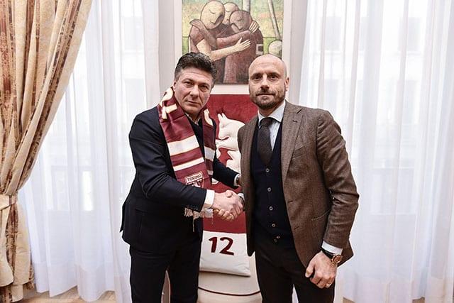 Маццари официально назначен основным тренером «Торино»