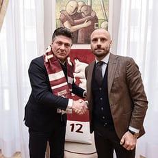 """Вальтер Мадзарри возглавил """"Торино"""""""