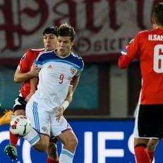 Россия сыграет с Австрией и Турцией перед чемпионатом мира