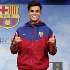 """Коутиньо: """"Не покинул бы """"Ливерпуль"""" ради другого клуба, кроме """"Барселоны"""""""