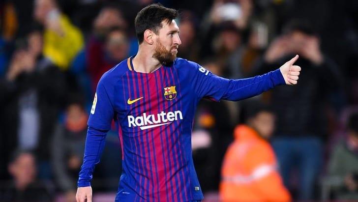 «Барселона» разгромила «Сельту» ивышла вчетвертьфинал Кубка Испании пофутболу