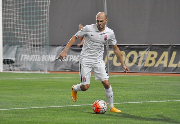 Никита Каменюка, ua-football.com