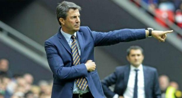 Малага назначила тренером Хосе Гонсалеса