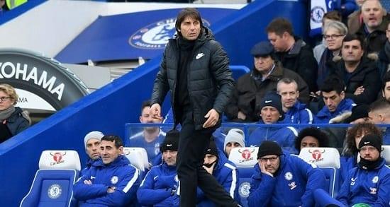 """Антонио КОНТЕ: «Это обычная  ситуация для тренеров """"Челси""""»"""
