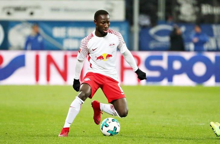 Наби Кейта, RB Leipzig