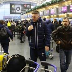 """Сидорчук и Ротань отправились с """"Динамо"""" на тренировочный сбор в Испанию"""