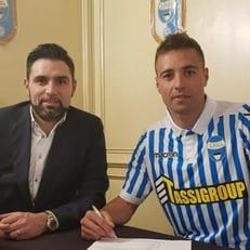 Официально: СПАЛ подписал контракт с Чонеком