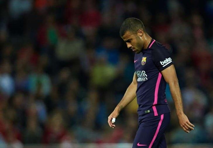 «Барселона» отказала «Интеру» втрансфере Алькантары
