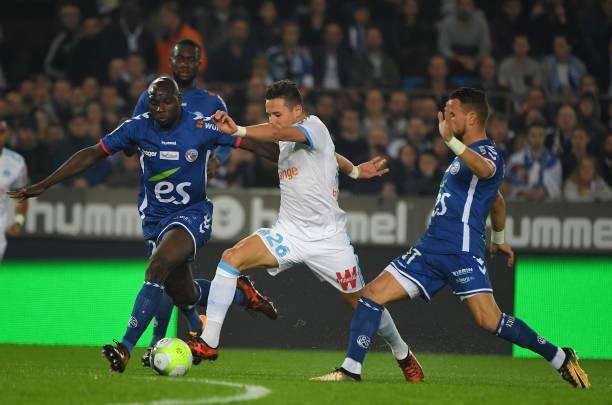Лига 1: Марсель одолел Страсбур, Кан восновной массе победил Бордо вгостях