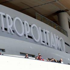 """22-летний мужчина был ранен в районе стадиона """"Атлетико"""""""