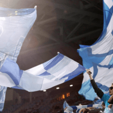 """""""Зенит"""" оштрафован за поведение фанатов в игре против """"Сосьедада"""""""