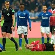 МакКенни получил травму колена