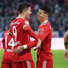 """""""Бавария"""" оторвалась от второго места в таблице на 16 очков – рекорд Бундеслиги"""
