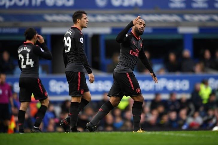 «Арсенал» обыграл «Челси» ивышел вфинал Кубка британской лиги