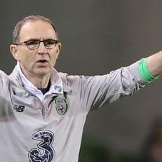 Мартин О'Нил продлил контракт со сборной Ирландии