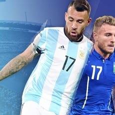 "Италия и Аргентина сыграют на поле ""Манчестер Сити"""