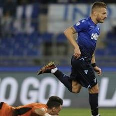"""""""Милан"""" и """"Лацио"""" не сумели забить в первом матче 1/2 кубка Италии"""
