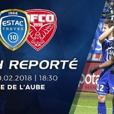 Матч французской Лиги 1 перенесен из-за наводнения