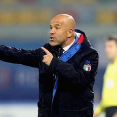 Временным тренером сборной Италии может стать Ди Бьяджо