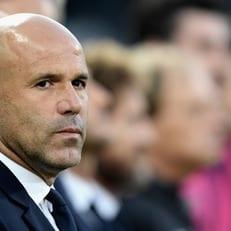 Ди Бьяджо временно возглавил сборную Италии