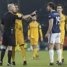 Джей Родригес обвиняется FA в расизме