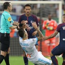 """ПСЖ и """"Марсель"""" сойдутся в четвертьфинале кубка Франции"""