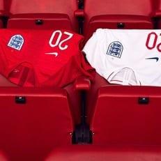 Англия представила форму на ЧМ-2018