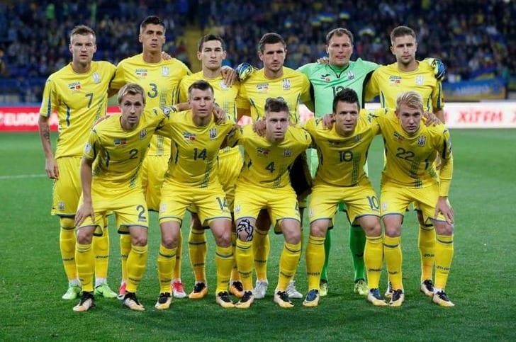 Названы дата иместо проведения товарищеского матча Украина— Япония