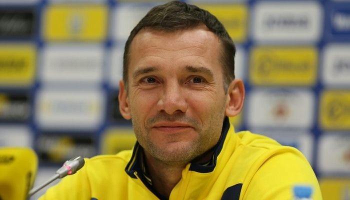 Шевченко: пока нет договоренностей поповоду товарищеских матчей вконце весны